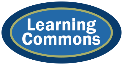 Learning Commons Logo & Link