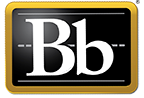 BlackBoard Logo and Link to Orientation