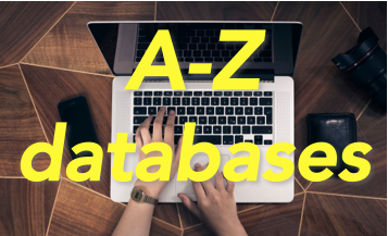 A-Z Databases & Resources List
