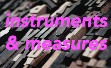 Instruments & Measures