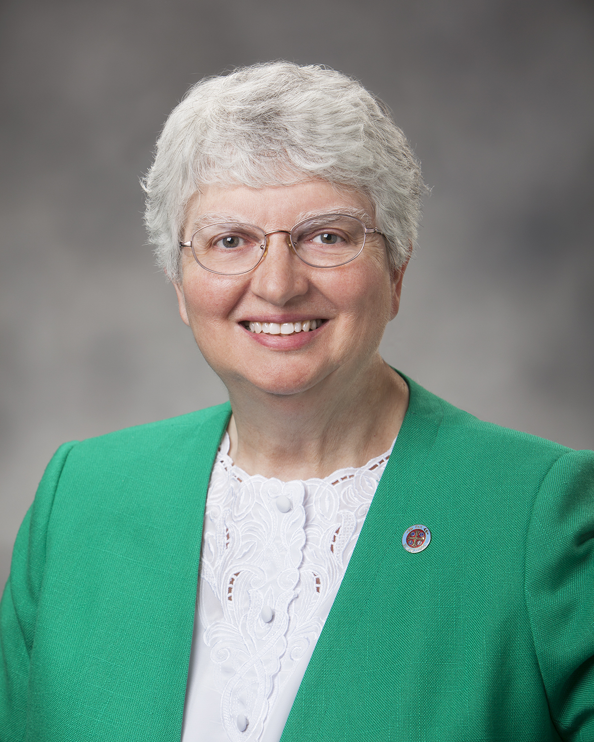 Portrait of Sister Bev