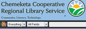 Picture of CCRLS public library search page