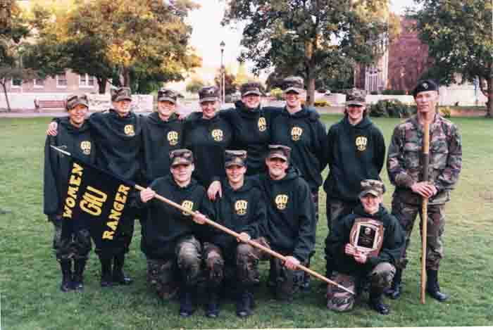 ROTC Green Team, 1997–1998