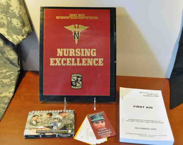 Gonzaga ROTC Nursing Materials