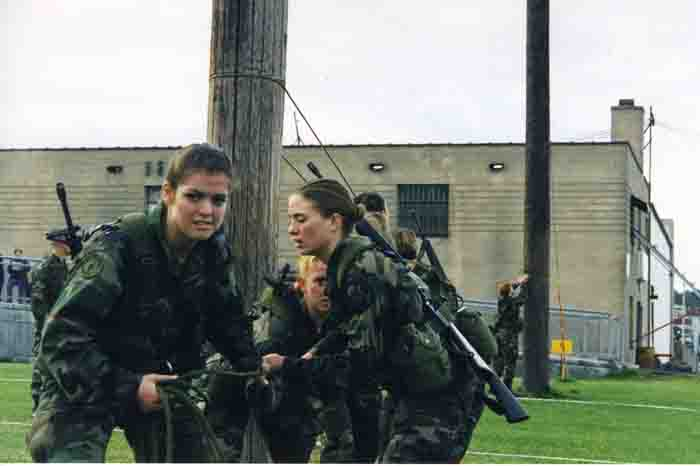 Women Rangers Training, 1998
