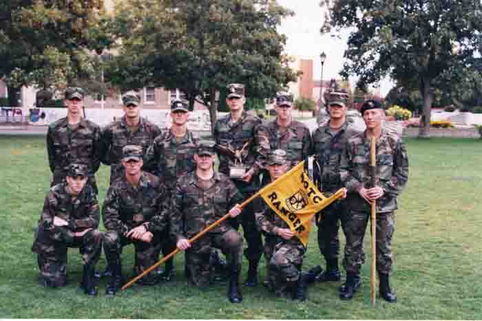 Ranger Black Team, 1998