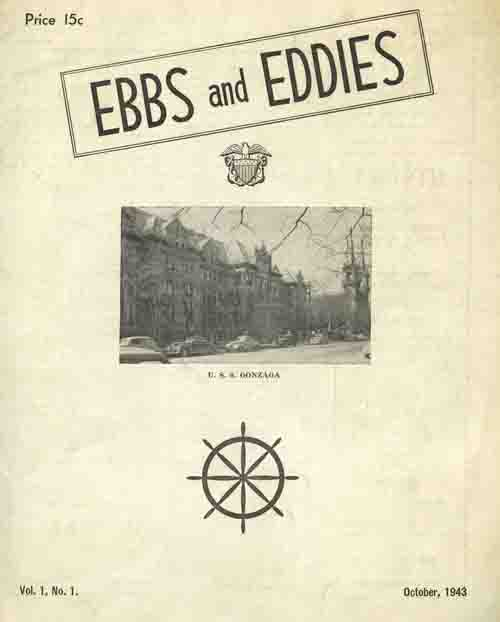 Ebbs and Eddies, Vol.1:1, Oct. 1943