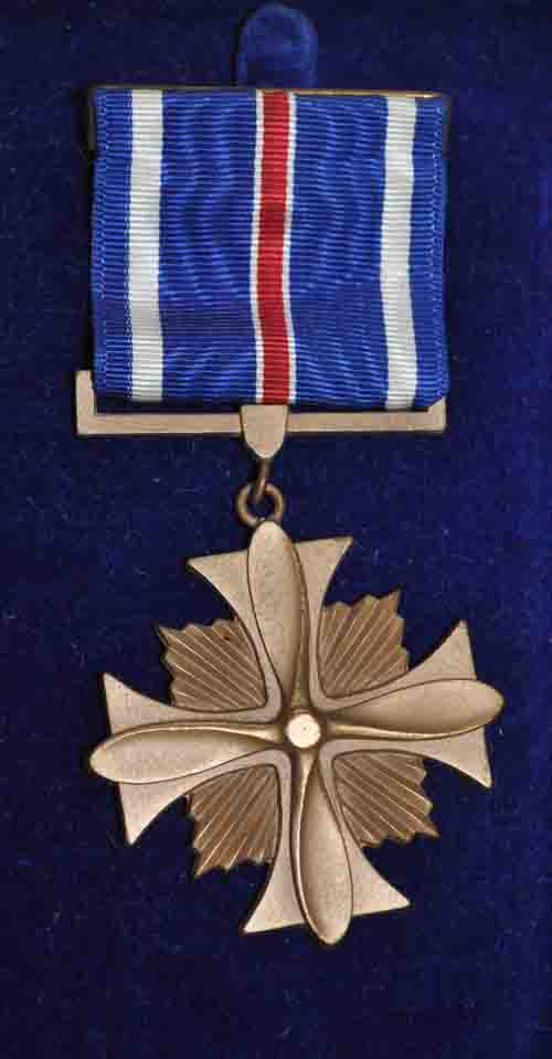 Distinguished Flying Cross Medal, 1944