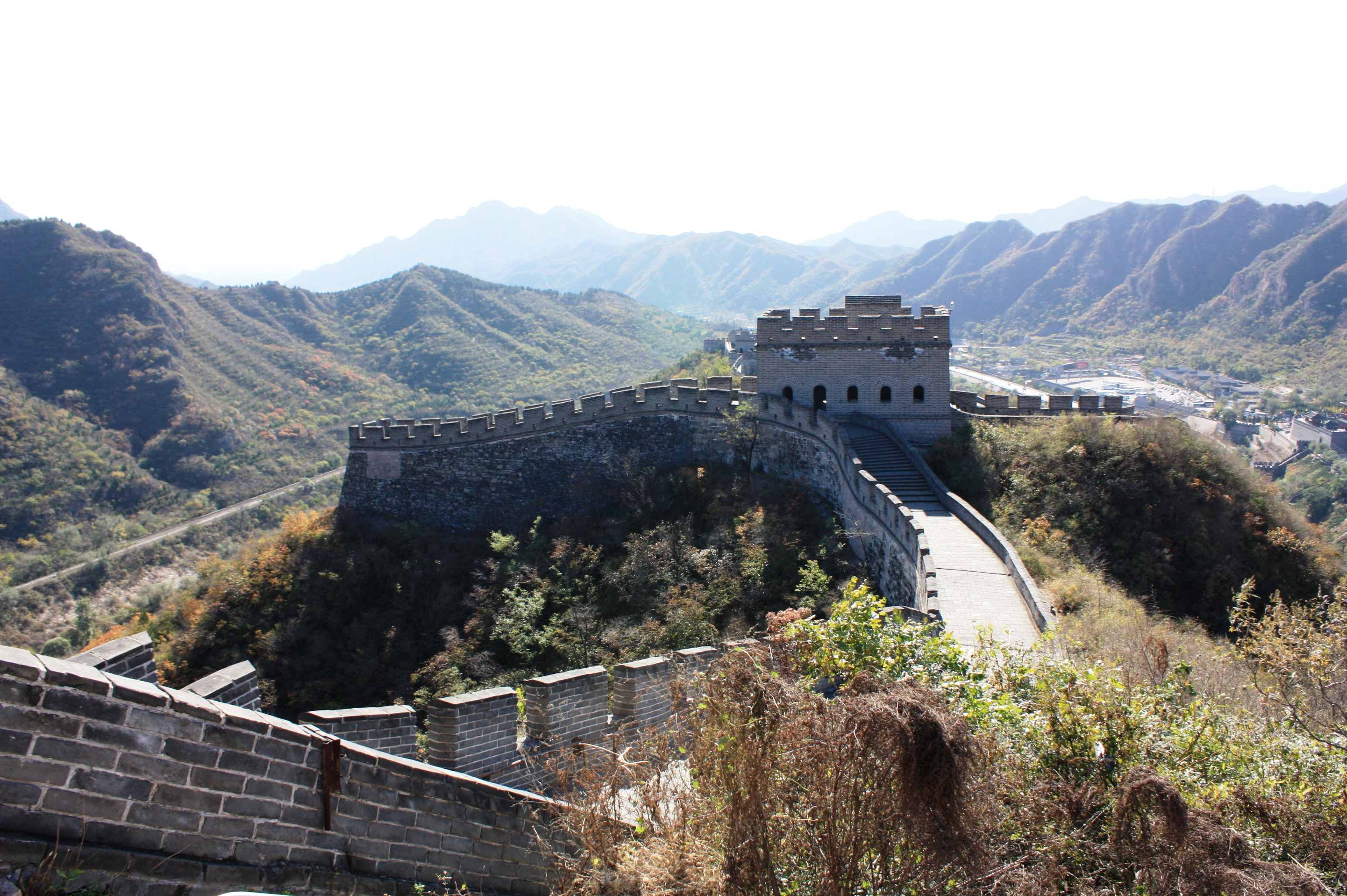 The Great Wall since China's first emperor Qin Shi Huang