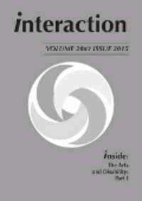 Interaction Magazine cover