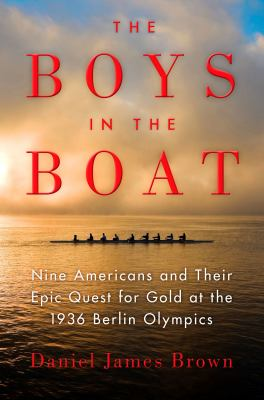 The Boys in the Boat book cover