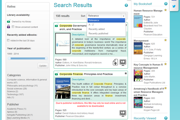Image of DawsonEra Search results