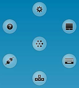 radial ios screenshot