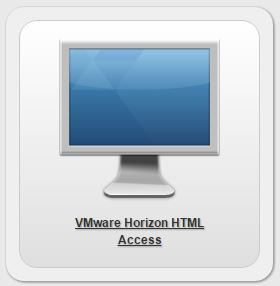 html vdi access icon