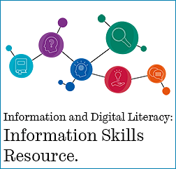 Link to Information Skills Resources (opens in a new window)