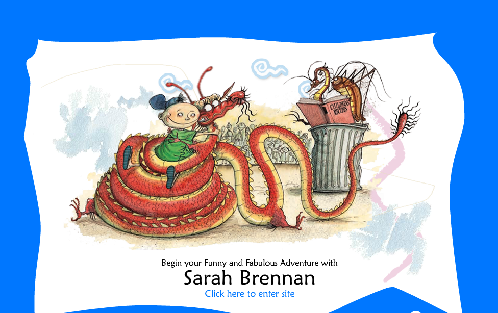 Sarah Brennan Website