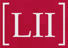 Cornell Legal Information Institute logo