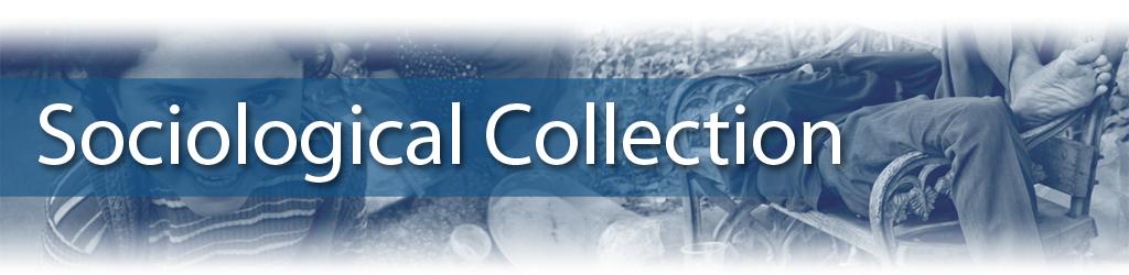 Logo for sociological collection database