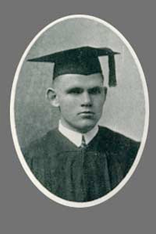 John Morgan Currie Class of 1917