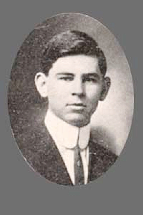 Robert C. Drummond (attended 1911-13)