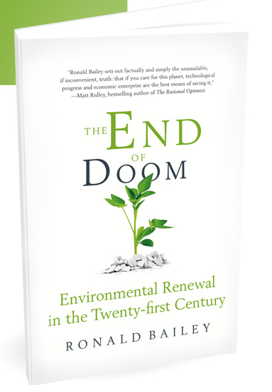 cover of book, The End of Doom
