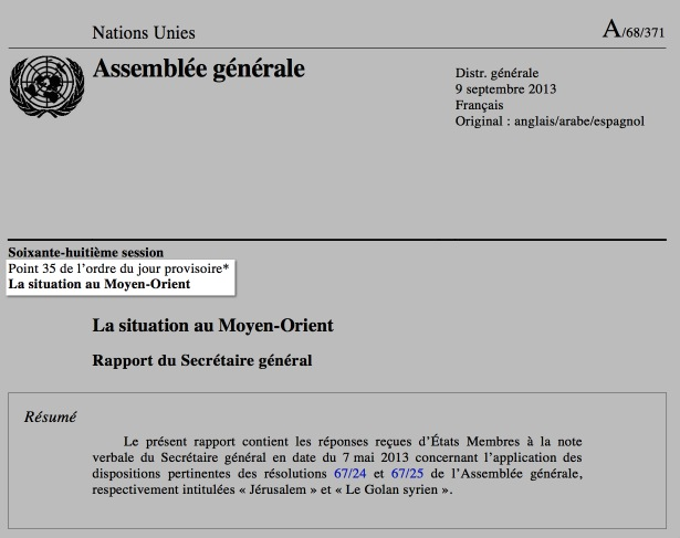 Montre où se trouve l'indication de la question de l'ordre du jour sur un document
