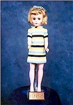 1968 Meredith College Doll