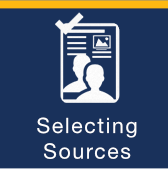 Selecting Sources