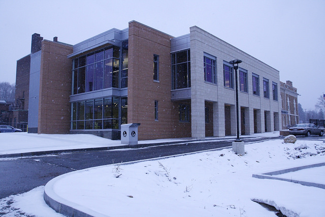 Athol Public Library, new building dedicated January 2015