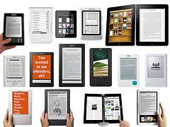eBook Readers Galore by Michael Porter