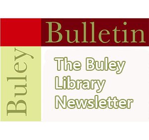 Latest issue of the Buley Bulletin
