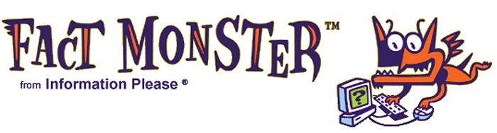 Image result for fact monster logo
