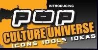 Pop Culture Universe Database Logo