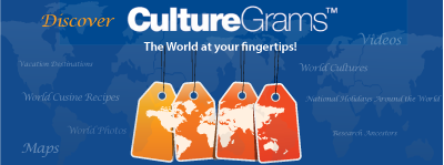 CultureGrams World logo