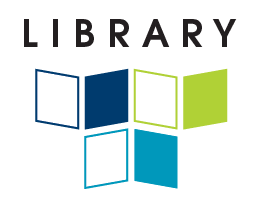library only logo