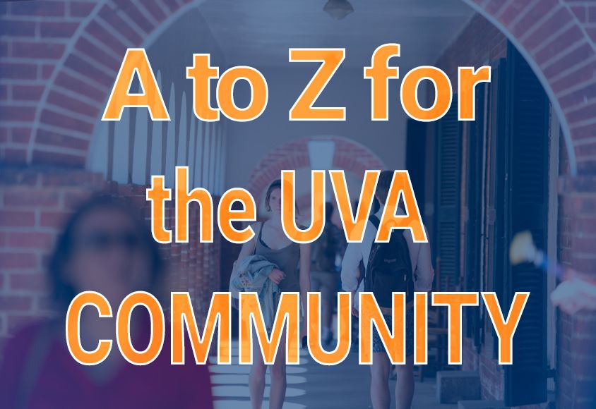 Library A to Z for the UVA Community