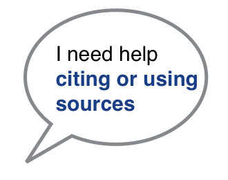 help citing sources Use these tools to help you organize and cite your references:  it's important to  cite sources you used in your research for several reasons:  citing a source  means that you show, within the body of your text, that you took.