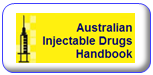 Australian Injectable Drugs