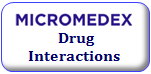 Micromedex Drug Interactions