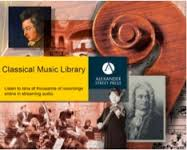 Classical Music Library logo
