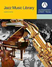 Jazz Music Library logo