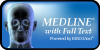 MEDLINE with Full Text logo