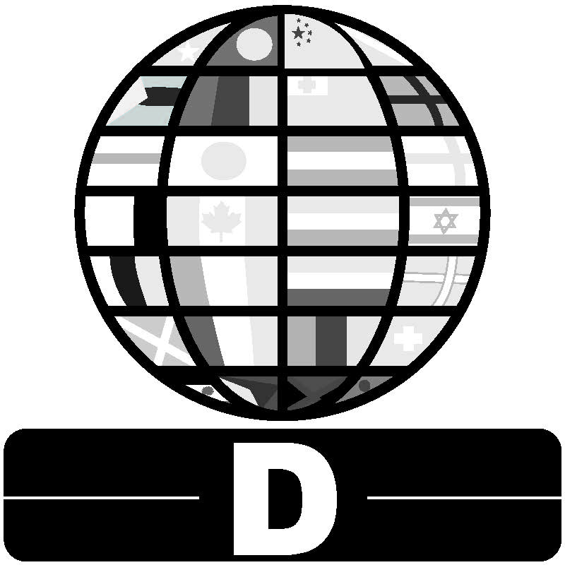 Library Icon D for World History
