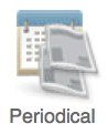 Periodical icon from OneSearch