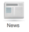 Newspaper icon from OneSearch