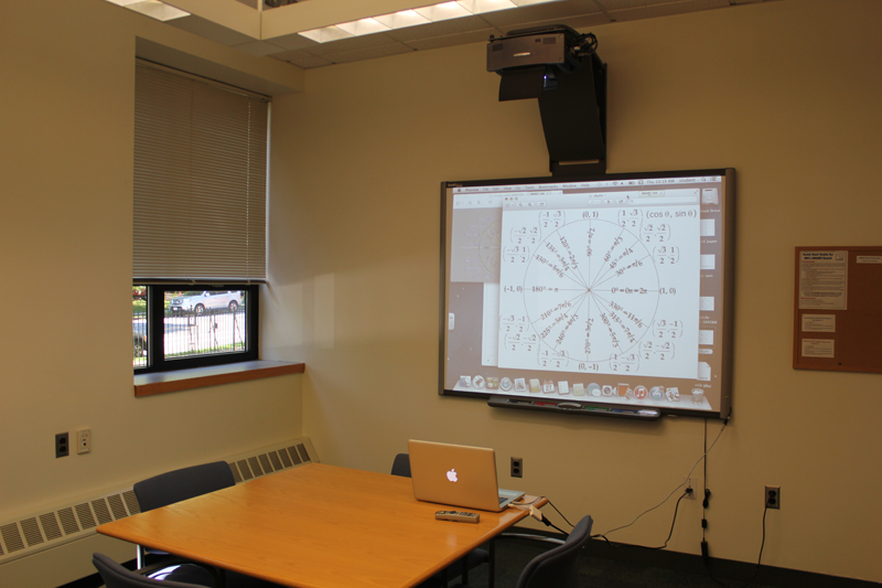 ERC Collaborative Study Space