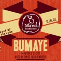 8 Wired Bumaye Pinot Noir Wine Barrel-aged Imperial Stout