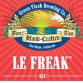 Green Flash Le Freak Belgian Style Ipa