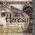  Weyerbacher Heresy Whiskey Barrel Aged Imperial Stout