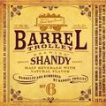  Barrel Trolley Shandy